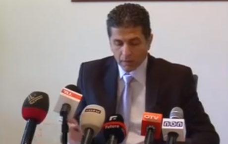 مؤتمر صحافي لرئيس نقابة مستوردي السيارات المستعملة في لبنان السيد ايلي قزي