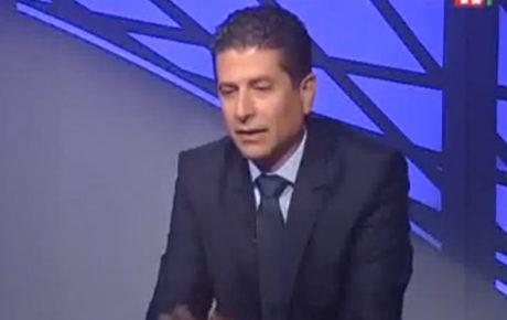 مقابلة تلفزيونية مع رئيس نقابة مستوردي السيارات المستعملة في لبنان السيد إيلي قزي على شاشة تلفزيون لبنان