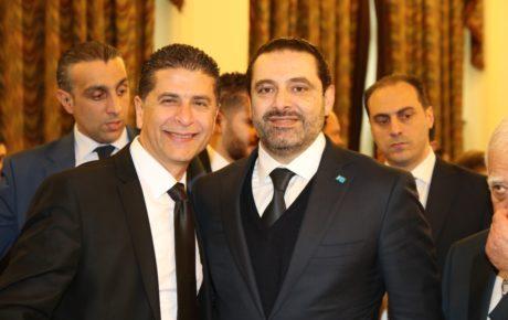 دعوة لحضور مأدبة غداء تكريمي لمعالي الأستاذ  عدنان القصار