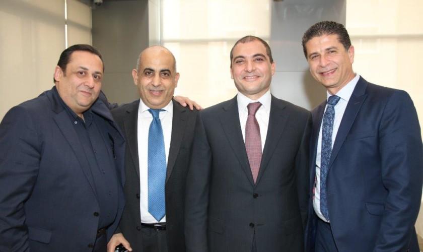 لقاء مع مدير عام الجمارك اللبنانية السيد بدري ضاهر