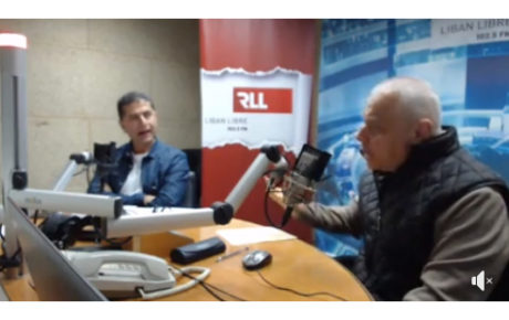 Elie Azzi live on Radio Free Lebanon – RLL